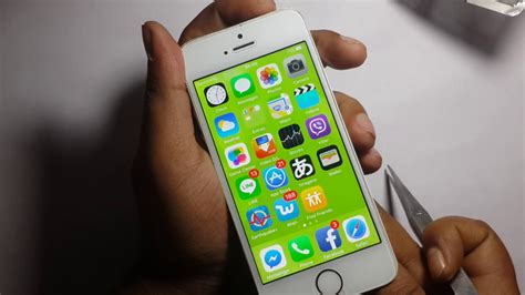 iphone 5s home button not working solution