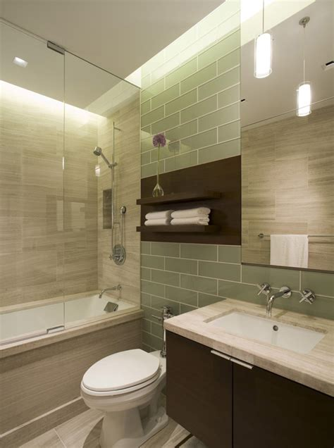small spa like bathroom picture of minimalist wall shelves over toilet seat in spa