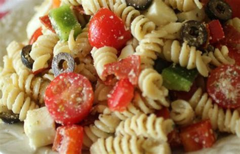 weight watchers pasta salad recipes pepperoni pizza and on