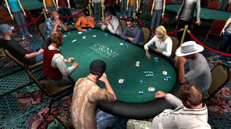 world series  poker   full game speed
