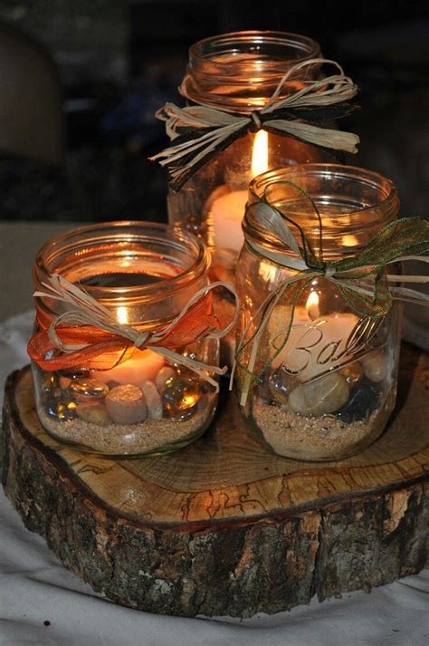 centerpiece ideen rustic wedding centerpieces themes for your wedding