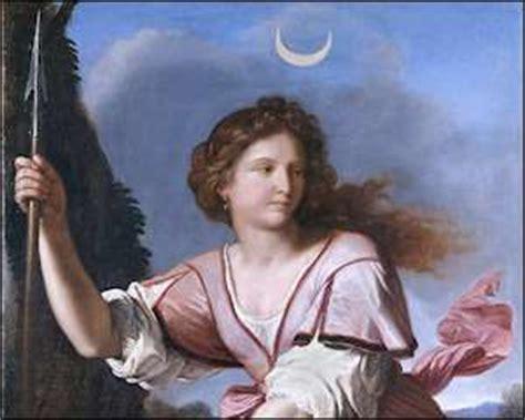 mythologie romaine diane