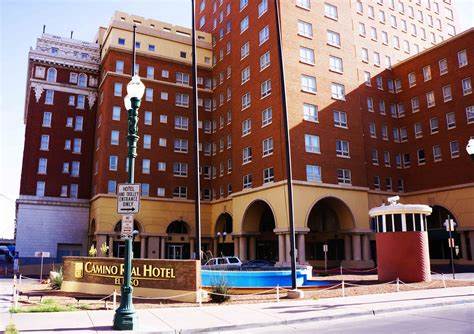 camino real el paso downtown parking guide