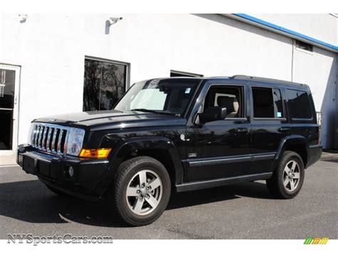 Jeep 2008 Commander 2008 Jeep Commander Rocky Mountain Edition 4x4 In
