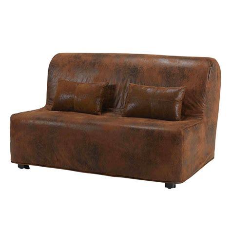 fodera divano fodera per divano bz marrone in microfibra elliot