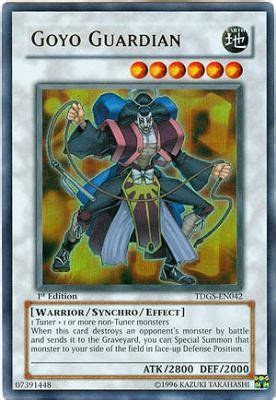 Ultimate Goyo Guardian Tdgs En042 95 best images about yu gi oh cards on
