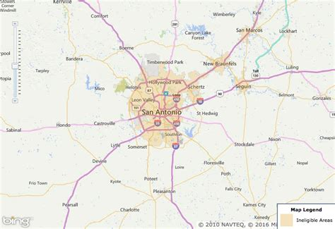 usda loan map texas usda san antonio map