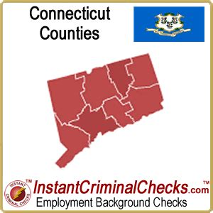 Connecticut Background Check Connecticut County Criminal Background Checks Ct Court