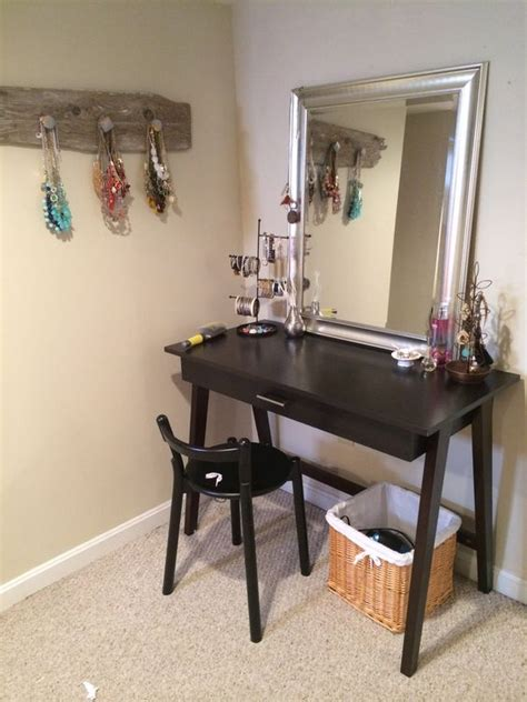 dressing mirror target diy dressing table vanity using a desk and mirror from