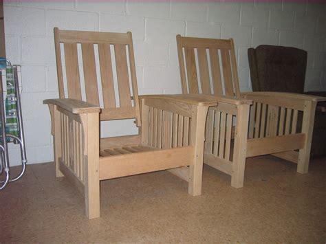 bow arm morris chairs by corncob lumberjocks