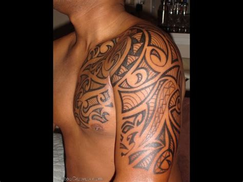 maori tattoos for men 17 best tribal tattoos on shoulder images on