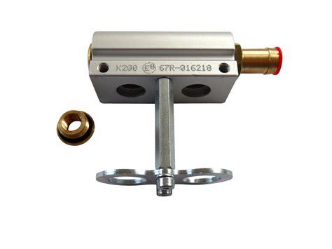 Stelan Hana rail halter metall 2 zyl f 252 r hana injektoren