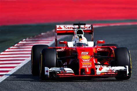 05 Sebastian Vettel F1 s race pace encouraging ahead of melbourne