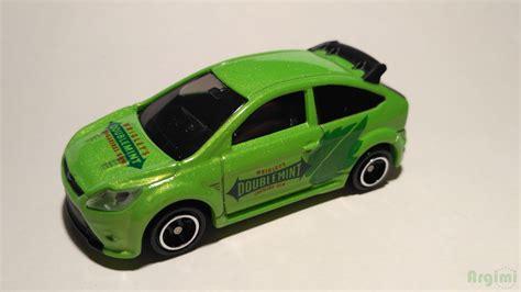 Tomica 50 Ford Focus Rs tomica 50 ford focus rs x 綠箭 阿芝米車仔誌 argimi mini car