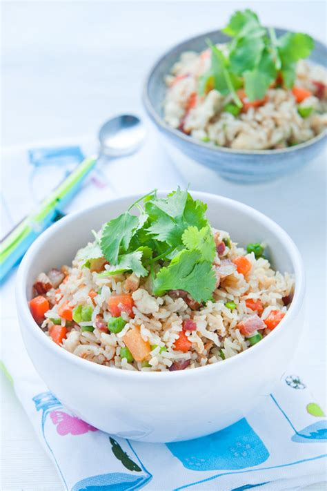 new year rice recipes authentic pork fried rice recipe image search results