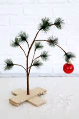 real charlie brown christmas tree not such a bad tree jarrett house