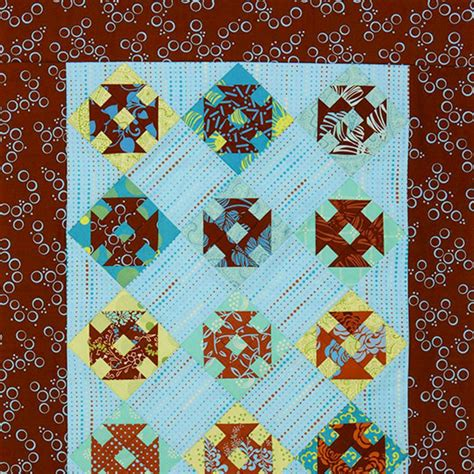 Allpeople Quilt by Twisted Churn Dashes Allpeoplequilt