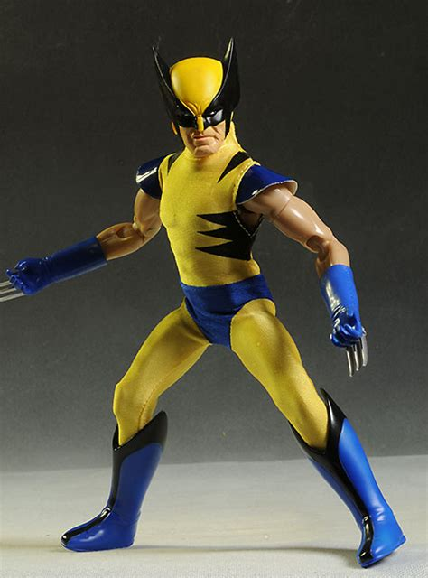 review captain action wolverine iron man
