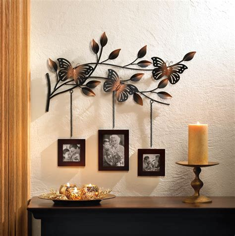 metal home decorating accents butterfly frames wall decor wholesale at koehler home decor