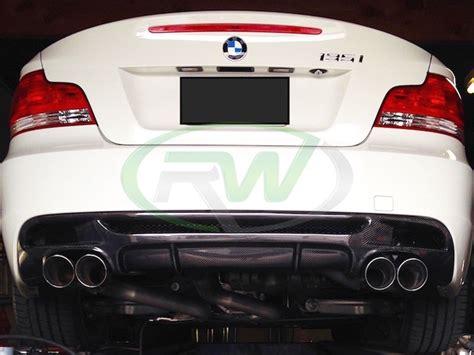 bmw 128i performance exhaust bmw e82 e88 128i 135i 135is performance style carbon fiber
