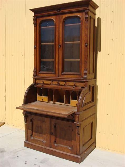 antique desk with bookcase 14 best cylinder desks images on antique furniture furniture and bookcases