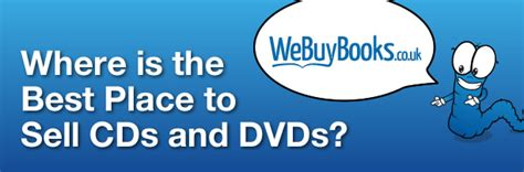 best place to sell where is the best place to sell cds and dvds webuybooks