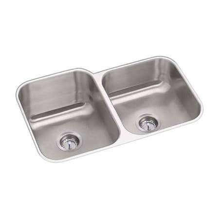 proflo stainless steel undermount sink proflo pfuc907 stainless steel 31 3 4 quot basin left