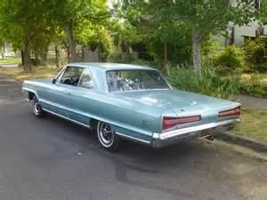 1966 Dodge Monaco Curbside Classic 1966 Dodge Monaco 500 A