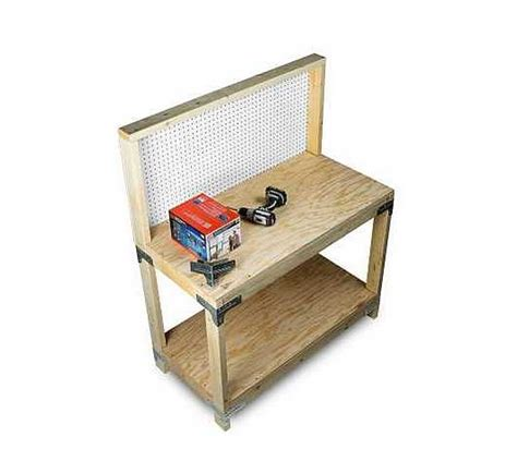 simpson strong tie bench kit simpson strong tie wbsk workbench and shelving hardware