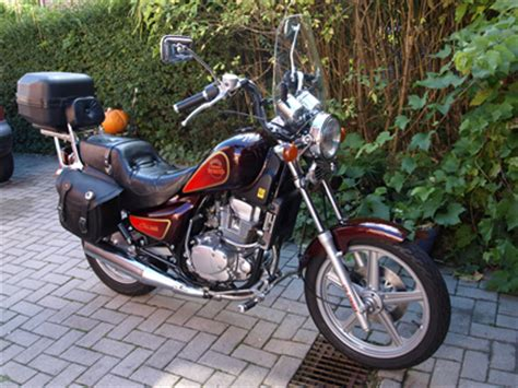 125 Kubik Motorrad Geschwindigkeit by Motoren