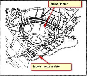 2009 mitsubishi lancer blower motor resistor location ac blower stopped working evolutionm mitsubishi lancer and lancer evolution community