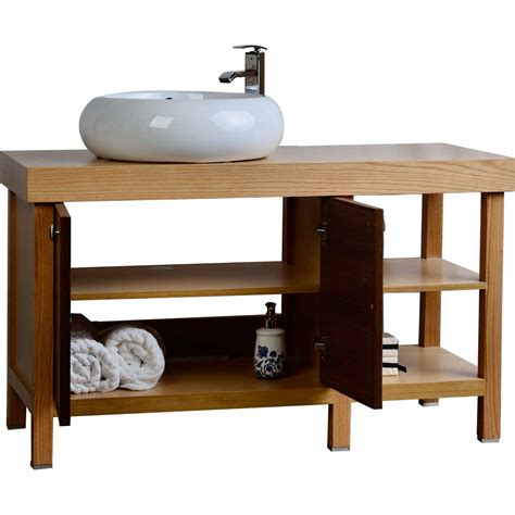 bathroom vanity wood solid wood bathroom vanity modern bathroom vanity vessel