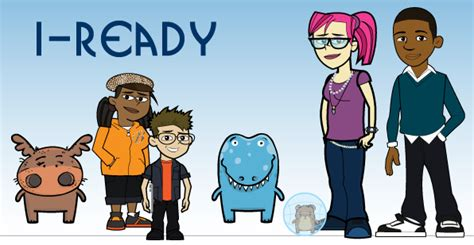 Assistive and adaptive learning educational technology by i ready