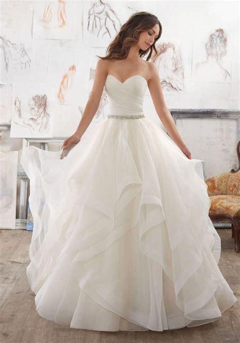 fotos de vestidos de novia gratis 33 im 225 genes de vestidos de novia bonitos e impresionantes