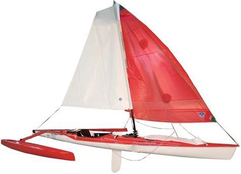 kayak sailboat triak sailing kayak