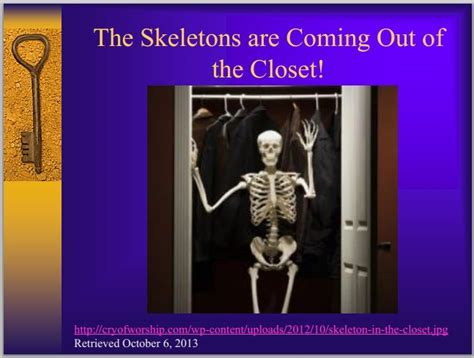 Skeletons Out Of The Closet by Shred Fraud Better Shred Than Read Cover Up Saga