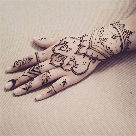 18 hermosos dise 241 os de henna que te dejar 225 n alucinada
