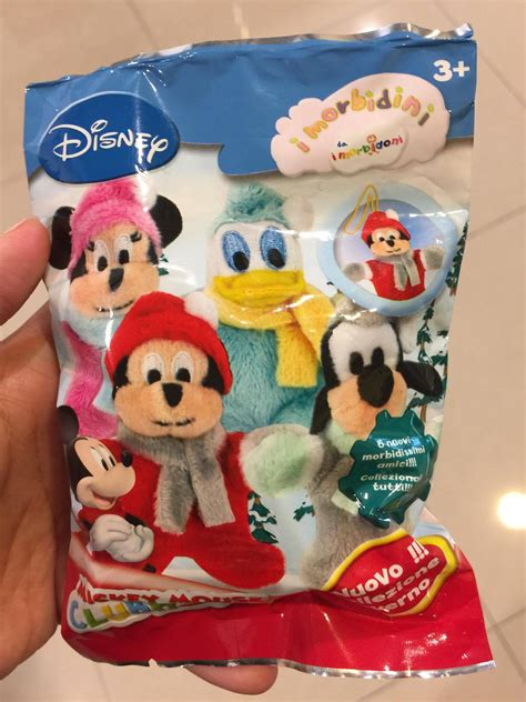 Mickey Mouse Blind Pack disney mickey mouse clubhouse blind bag eggs