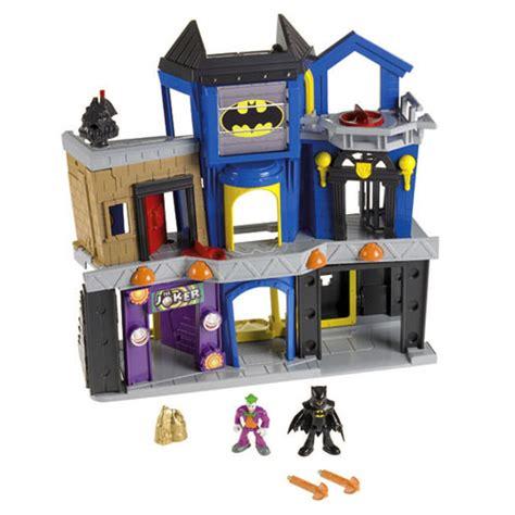 Imaginext Dc Friends Gotham City imaginext batman dc friends gotham city with batman