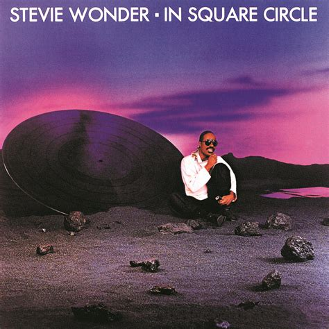 Lala Square stevie in square circle in high resolution audio