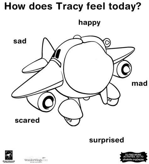 jay jay the jet plane free coloring pages on art