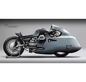Gannet Design Moto Guzzi Sprinter Is A Truly Different