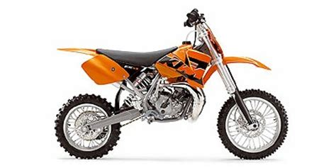 Ktm 65 Sx Price 2005 Ktm 65 Sx Prices And Values Nadaguides
