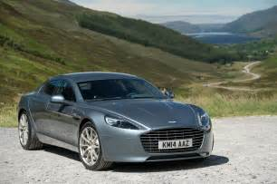 Aston Martin Rapide S 2015 Aston Martin Rapide S Front Three Quarters 03 Photo 7