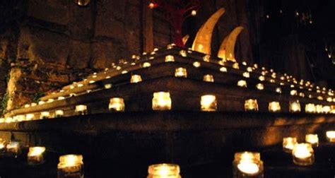 festa delle candele la notte delle candele 27 agosto vallerano vt