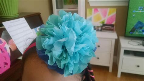 What Can You Make With Tissue Paper - make tissue paper flowers learning resources