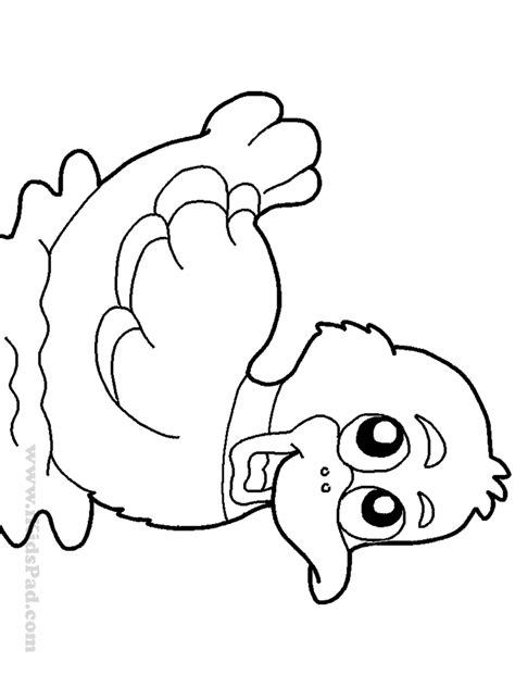cute baby duck coloring pages coloring home