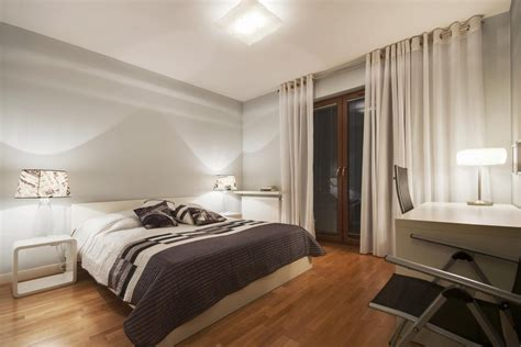 striking visual perspectives unveiled by the edge house in krak w wislane tarasy apartment in krakow2014 interior design