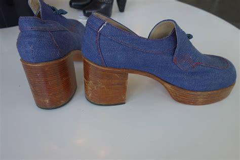 1970 s fantasia s platform shoes at 1stdibs