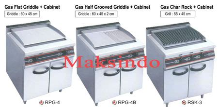 Oven Gas Palembang mesin gas open burner gas oven gas griddle